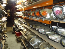 Nissan Headlights