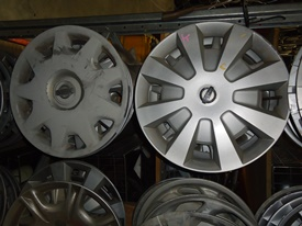 Nissan Wheel Trims